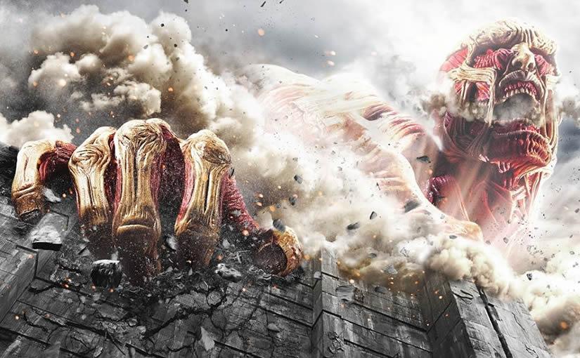 進撃の巨人 ATTACK ON TITAN (前篇)