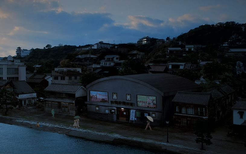 海辺の映画館ーキネマの玉手箱