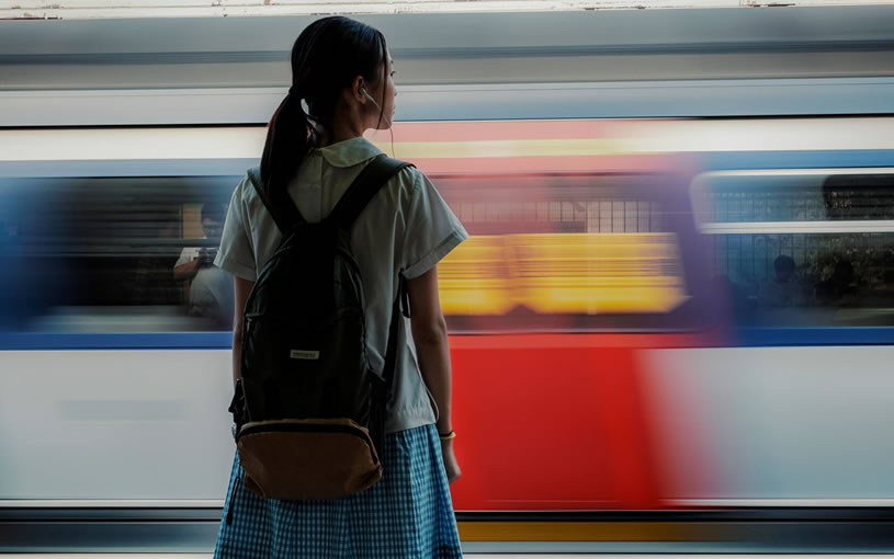 THE CROSSING~香港と大陸をまたぐ少女~